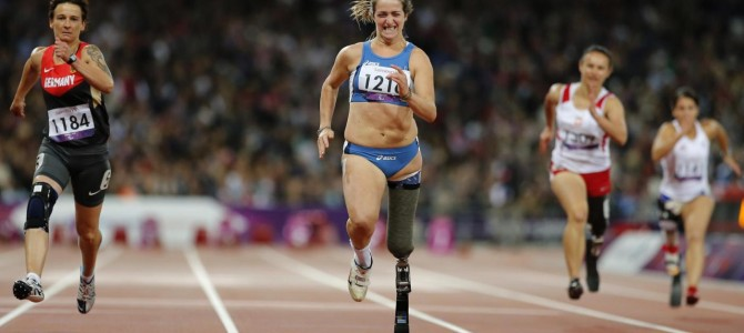 Martina Caironi oro mondiale sui 100 metri