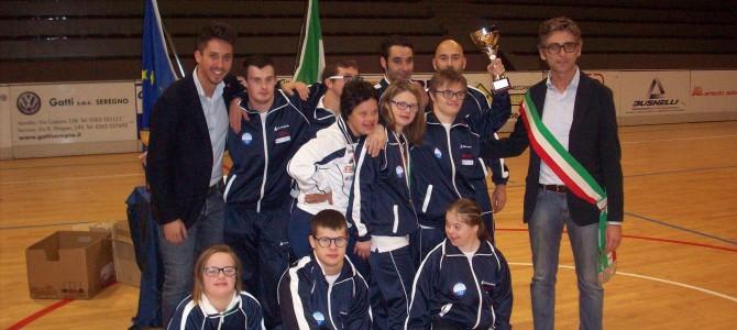 PHB seconda al X° Trofeo Città di Seregno