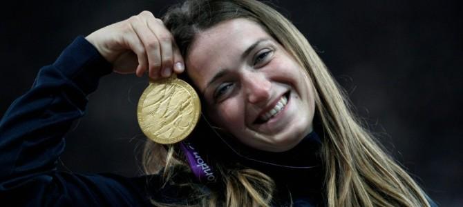 Martina Caironi atleta paralimpica dell'anno 2015
