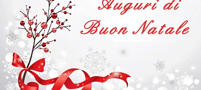 Auguri di buone feste !!!