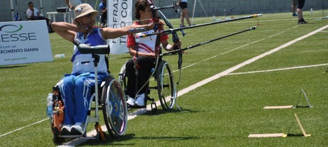 Campionati Italiani Indoor Para-Archery alle porte