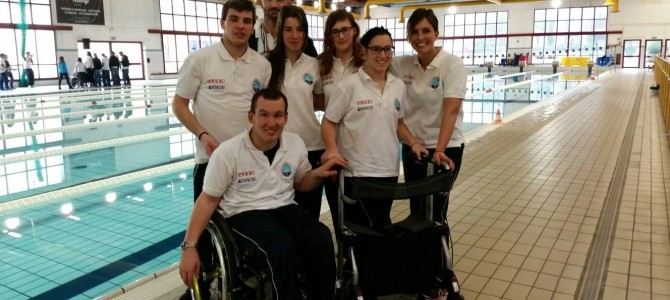 14 medaglie agli Assoluti FINP di Reggio Emilia
