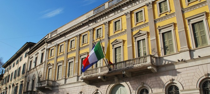 Conferenza stampa dei Campionati Italiani FINP il 12 febbraio