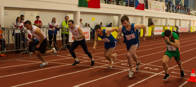 Ancona ospita i Mondiali di Atletica leggera INAS