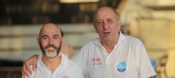 I Promozionali FISDIR in vasca per il titolo regionale