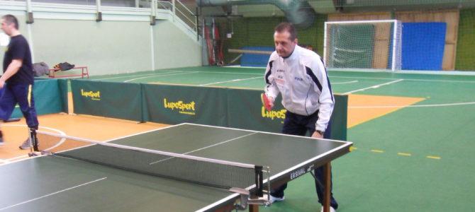 PHB 9^ nel Campionato Provinciale CSI Tennis Tavolo