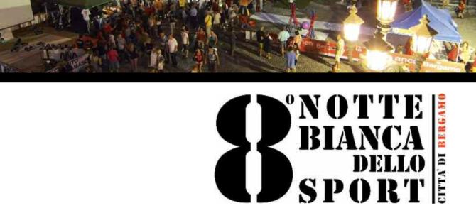 Notte Bianca dello Sport 2016, la PHB c'è