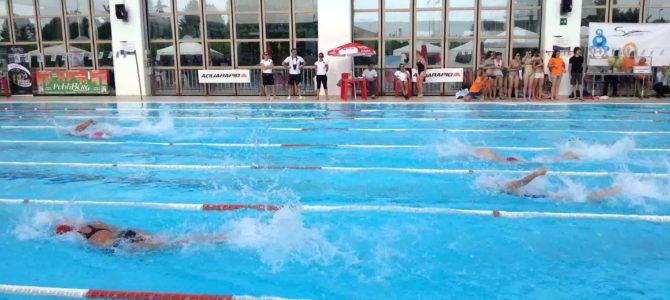 24 Ore di Nuoto 2016, maratona di nuoto per PHB