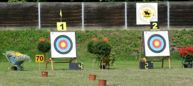 Delusione per i nostri ai tricolori Para-Archery