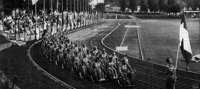 Memoria paralimpica, lo sport per disabili in un docufilm