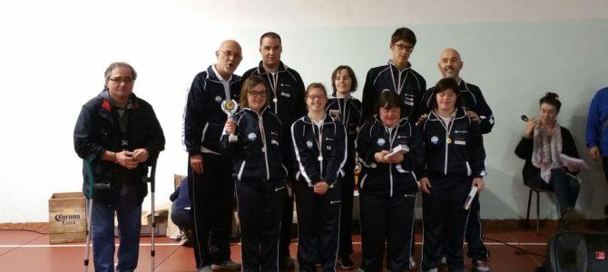 Vittoria per la squadra di nuoto FISDIR a Cuggiono