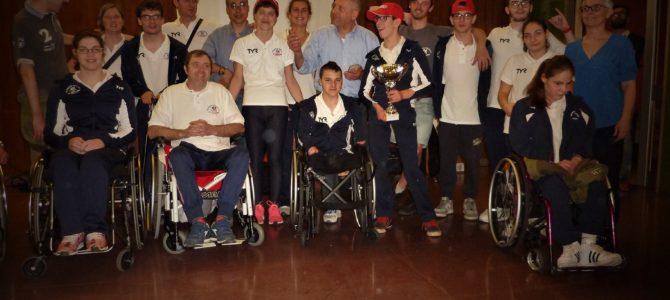 La Polisportiva Bresciana No Frontiere trionfa nel XIX Meeting PHB 2017