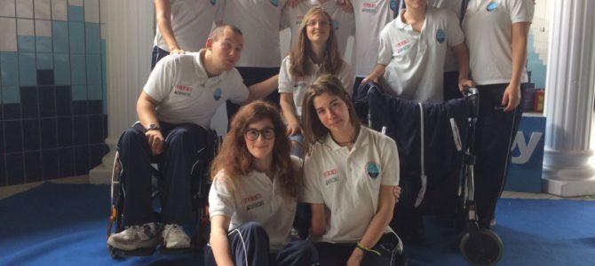 La PHB torna con 17 medaglie dagli Assoluti di Portici