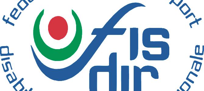 Scelte le date dei Campionati Italiani di Nuoto FISDIR