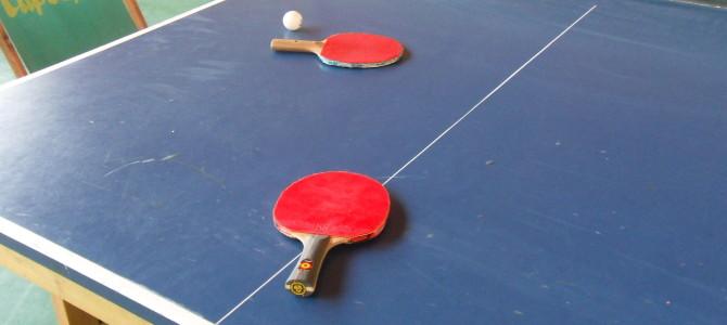 Al via il 20 Ottobre il Campionato CSI di Tennis Tavolo